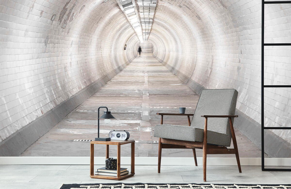 wallpaper Ondergrondse tunnel 7