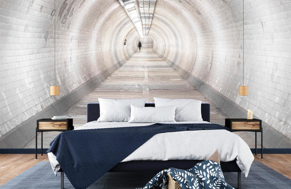 wallpaper Ondergrondse tunnel 10
