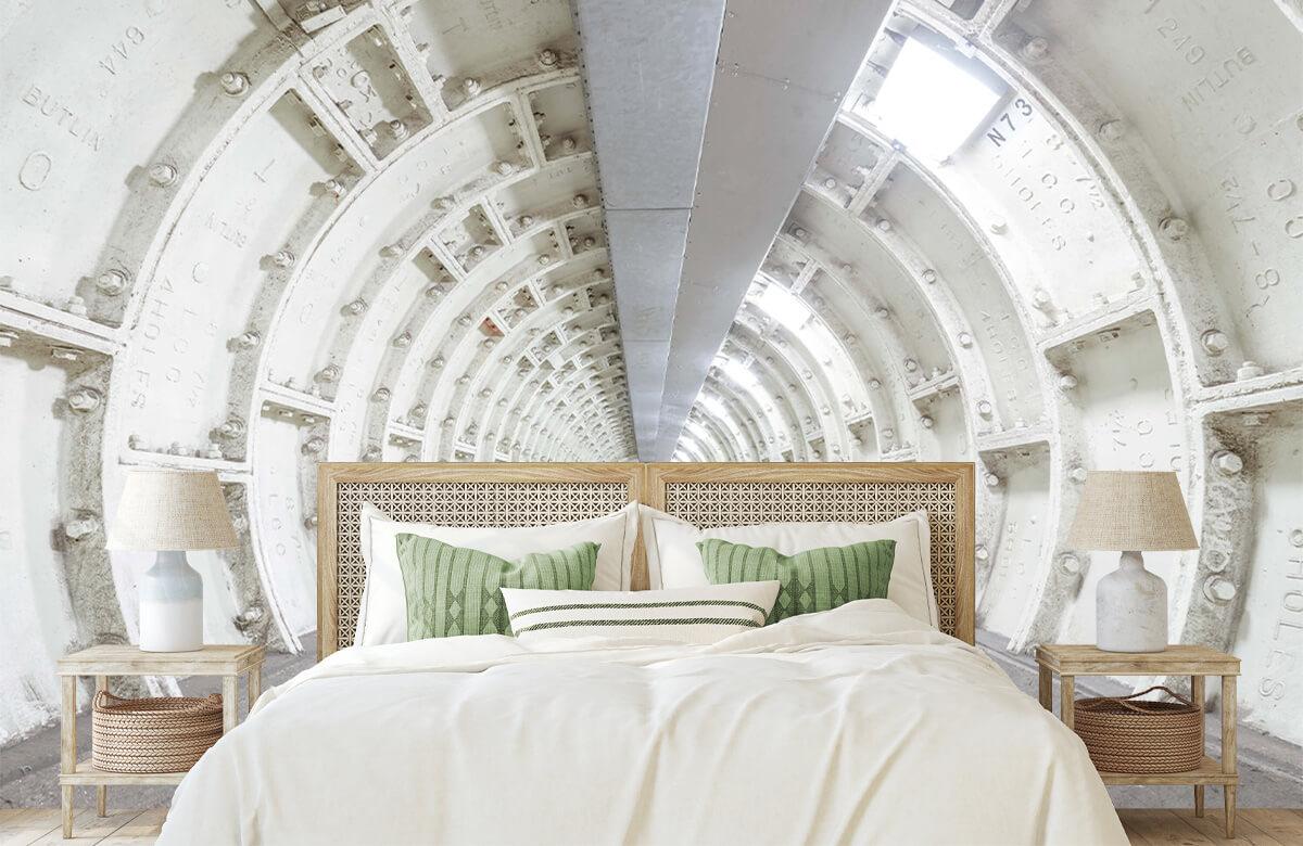 wallpaper Verlaten tunnel 5