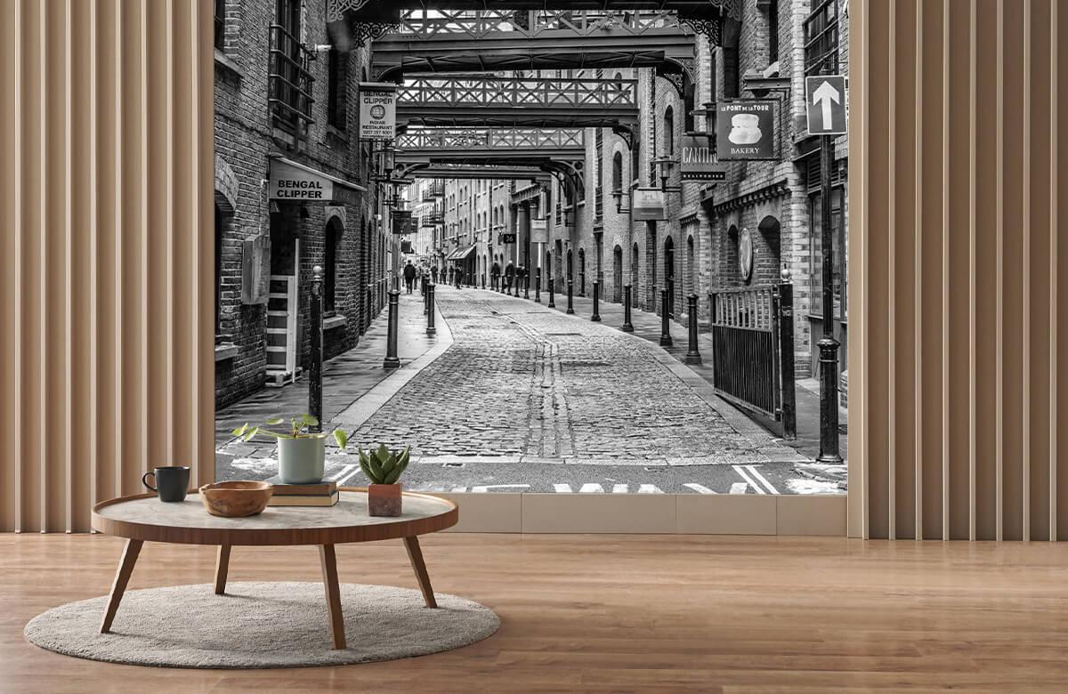 wallpaper Weg in Londen 3