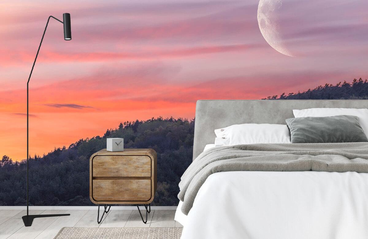 wallpaper De maan 3