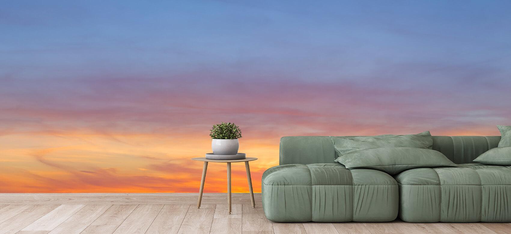 wallpaper Kleurrijke lucht 1