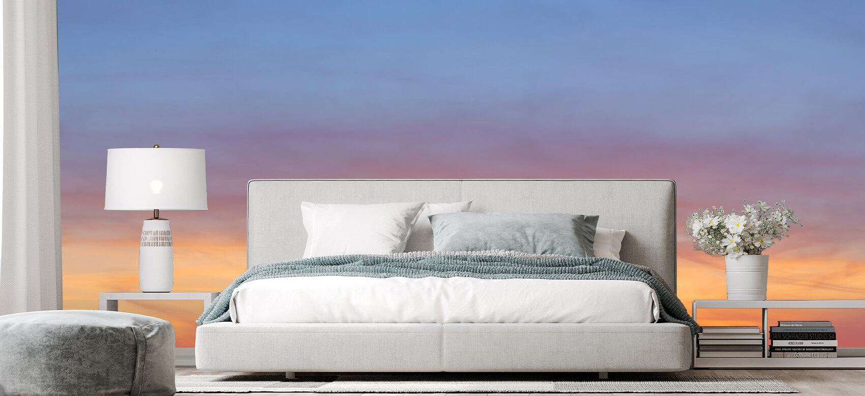 wallpaper Kleurrijke lucht 2