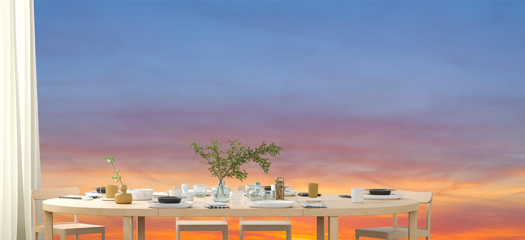 wallpaper Kleurrijke lucht 3