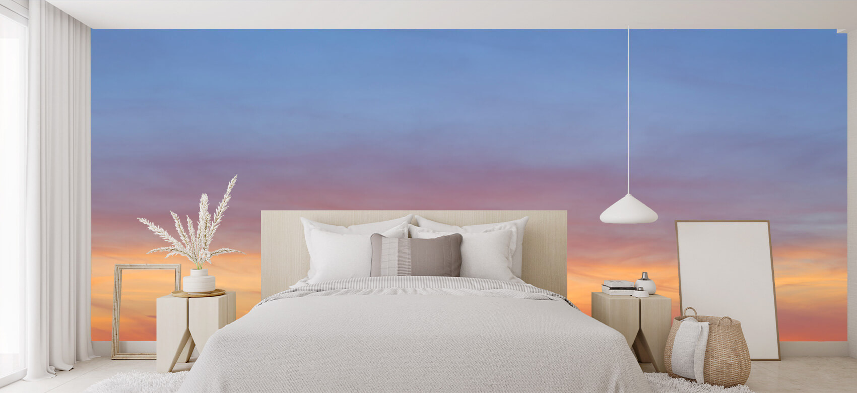 wallpaper Kleurrijke lucht 7