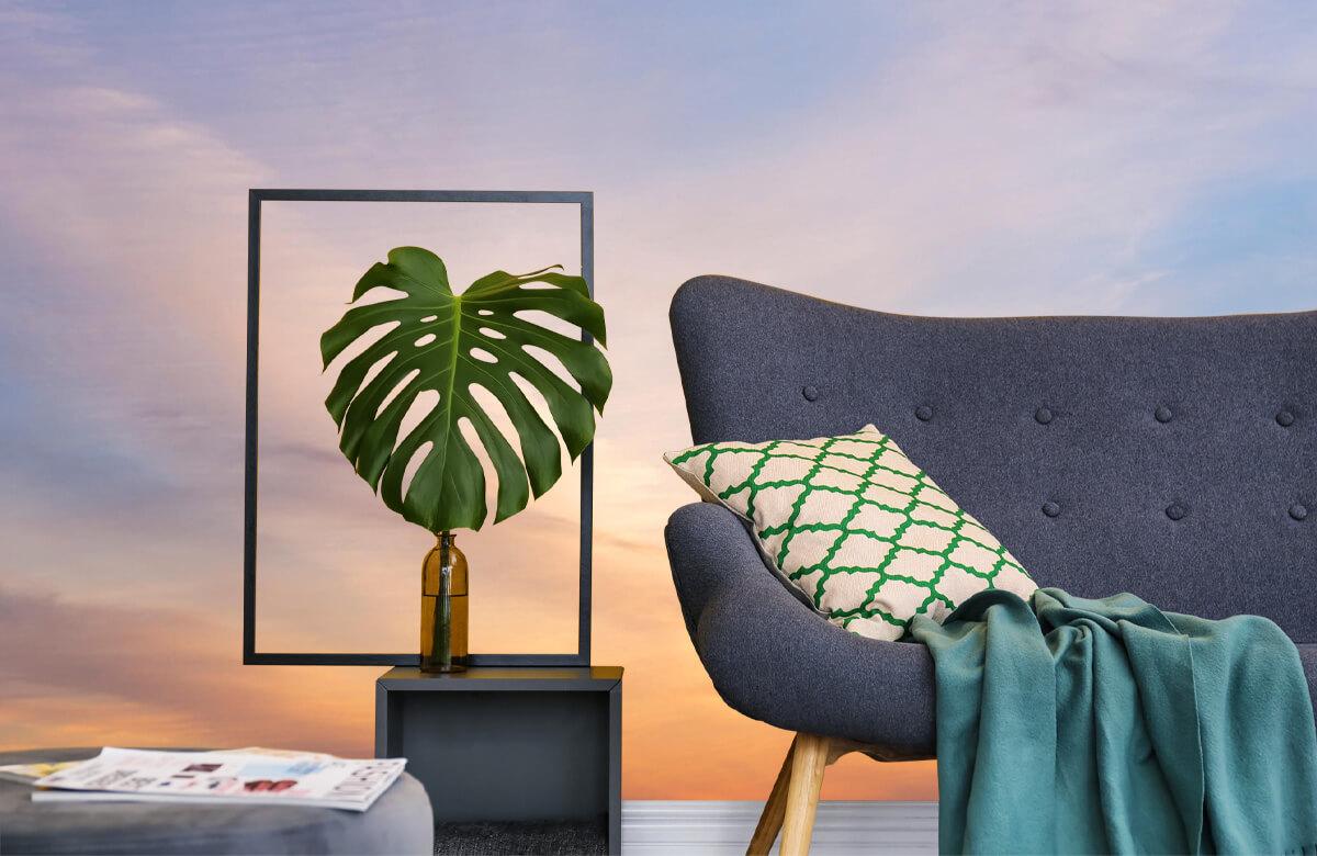 wallpaper Mooi gekleurde lucht 10