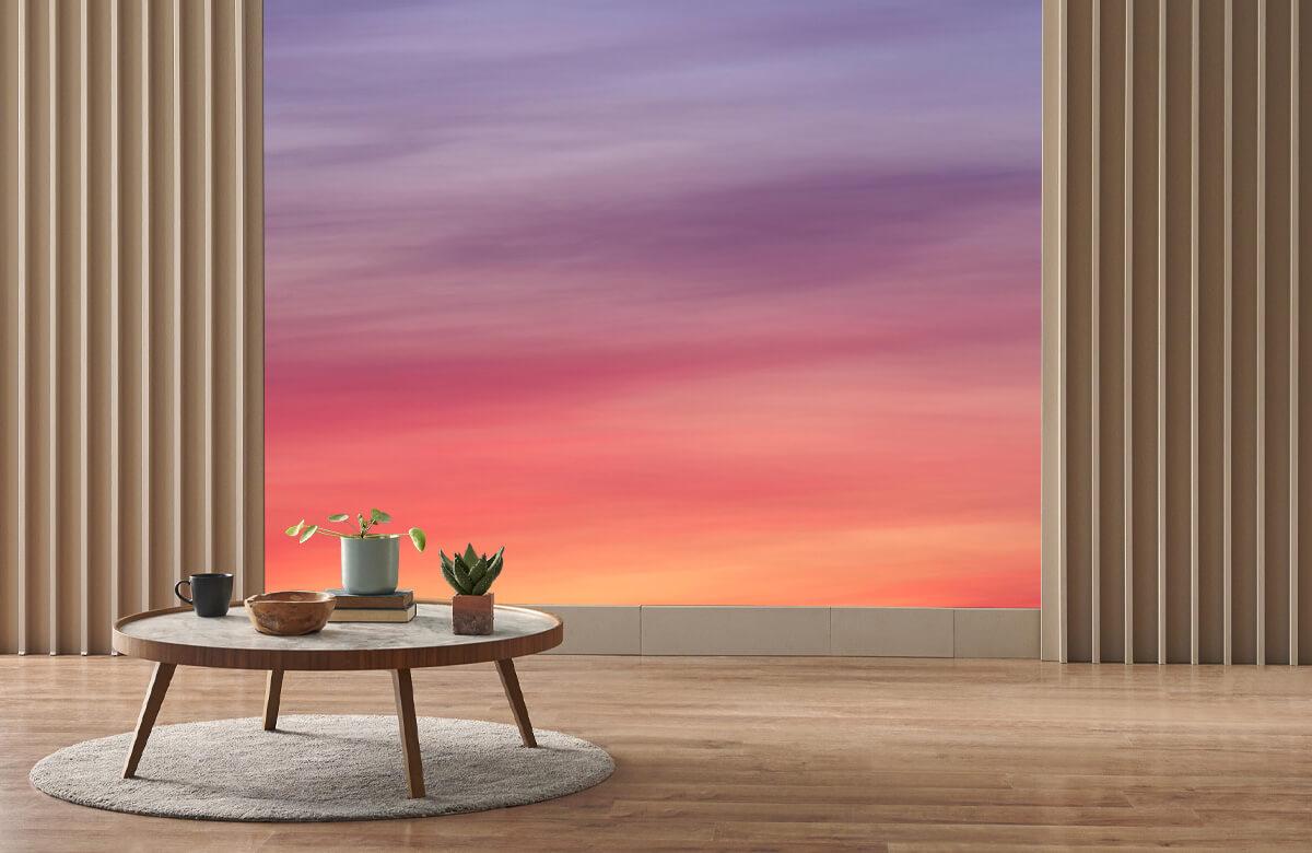 wallpaper Unieke zonsondergang 2