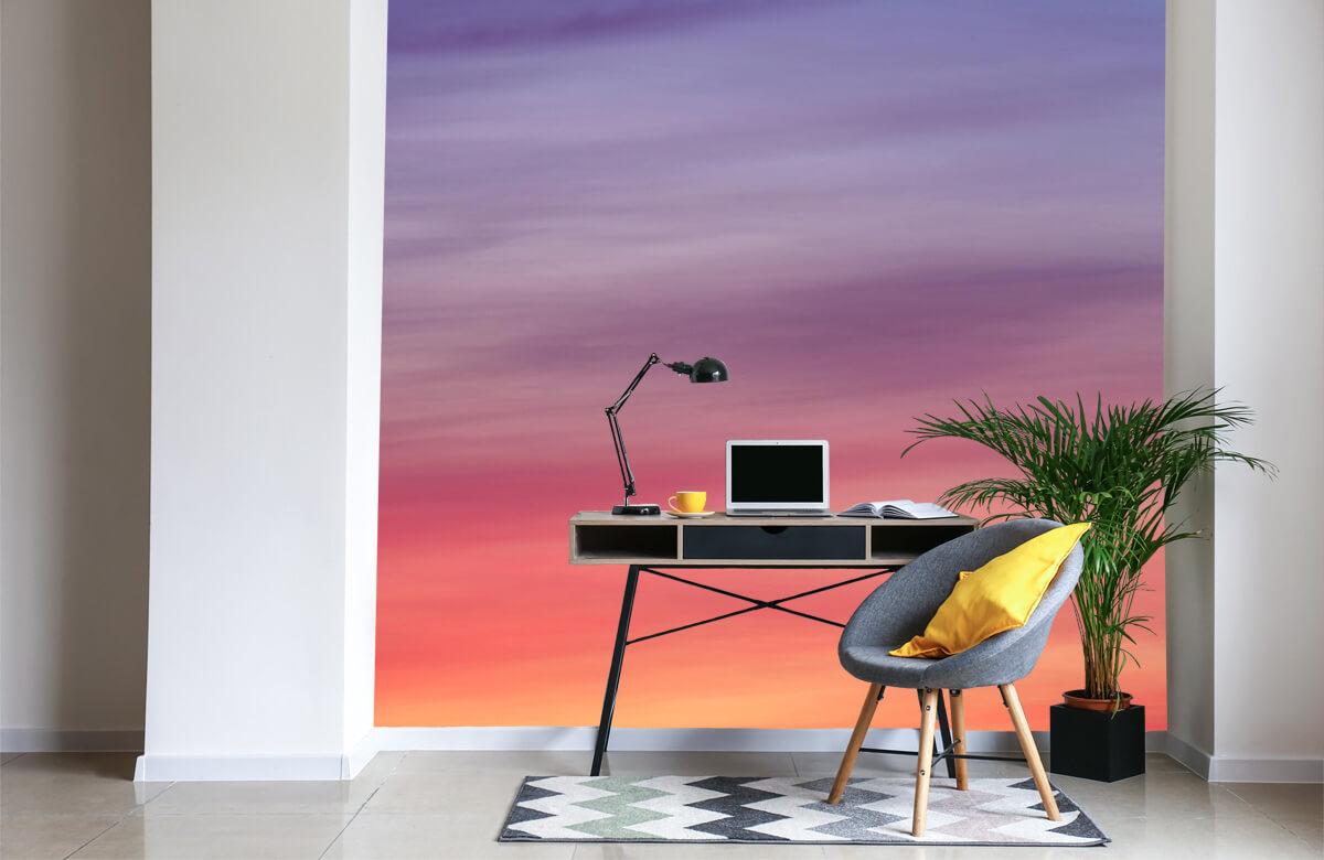 wallpaper Unieke zonsondergang 4
