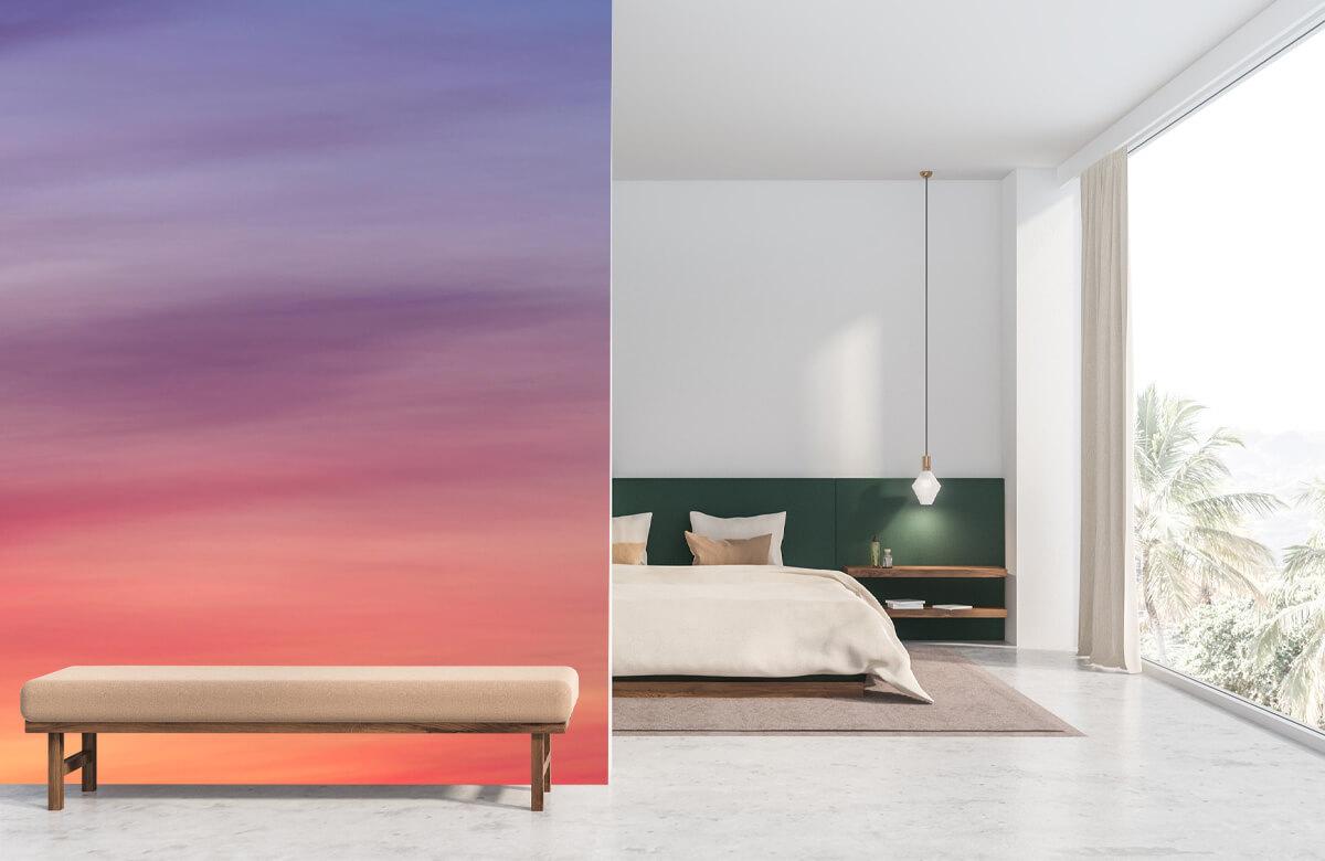 wallpaper Unieke zonsondergang 8