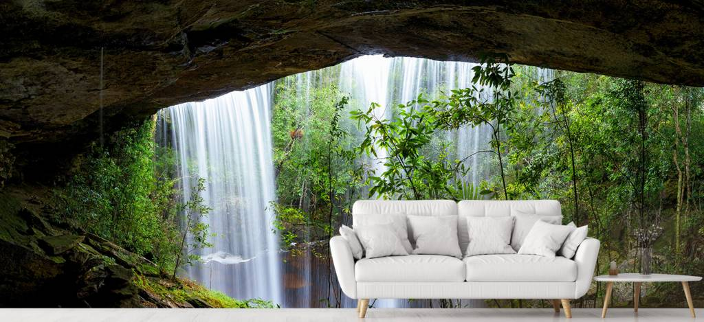 Watervallen - Waterval in Thailand - Vergaderruimte 5