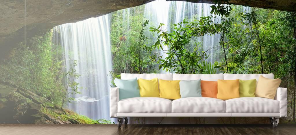 Watervallen - Waterval in Thailand - Vergaderruimte 7