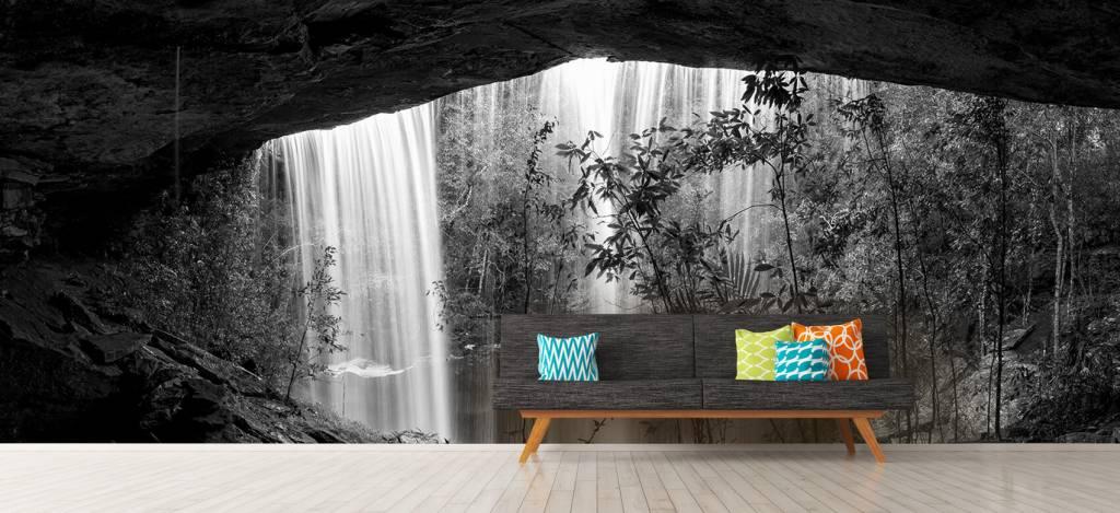 Watervallen - Waterval in Thailand - Vergaderruimte 9
